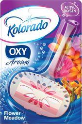 Kolorado Kostka toaletowa kolorado Oxy Aroma Łąka Kwiatowa 40g