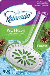 Kolorado Kostka toaletowa kolorado WC Fresh Leśny 40g