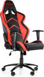 Fotel Akracing Player Czerwono-czarny (AK-K6014-BR)