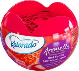 Kolorado Odświeżacz powietrza kolorado Aromella-Czerwone owoce uniwersalny