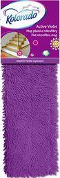 Kolorado Mop płaski z mikrofibry Kolorado - Active Violet uniwersalny