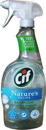 Cif Spray do łazienki CIF Naturals 750ml uniwersalny