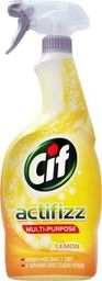 Cif Cif Actifizz Spray uniwersalny Lemon 700ml