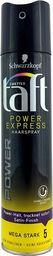 Schwarzkopf Lakier do włosów Taft Power Ekspress 5 250ml uniwersalny