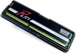 Pamięć GoodRam Play, DDR3, 4 GB,1600MHz, CL9 (GY1600D364L9S/4G)