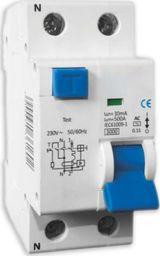 LC-Tec LC Wyłącznik różnicowonadprądowy 1P+N 10A typ AC