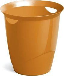 Kosz na śmieci Durable pomarańczowy (1701710909)