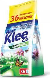 Herr Klee Proszek do prania Herr Klee C.G. Universal 3 kg folia – 36 WL