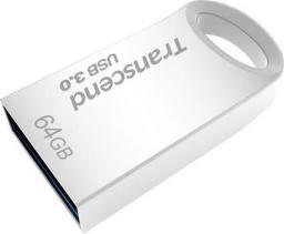 Pendrive Transcend JetFlash 710, USB 3.0, 64GB (TS64GJF710S)