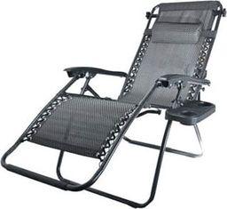 Procter leżak ogrodowy, plażowy Zero Gravity + stolik (31811841)