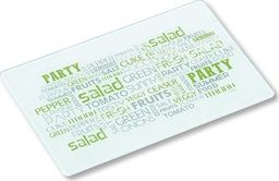 Deska do krojenia Kesper szklana Salad 30x20cm