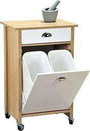 Kesper Szafka kuchenna z pojemnikami do segregacji śmieci Kesper 50 x 79 x 37 cm uniwersalny