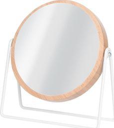 Lustro Bathroom Solutions Lustro lusterko DUO kosmetyczne do makijażu uniwersalny