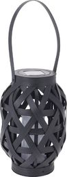 Home Styling Collection Lampa ogrodowa LAMPION solarny latarnia świeca LED uniwersalny