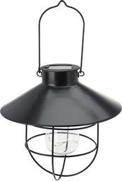 Home Styling Collection Lampa solarna ogrodowa LED wisząca ekologiczna uniwersalny