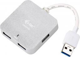 HUB USB I-TEC 4xUSB 3.0 (U3HUBMETAL402)