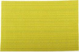 Granchio Italia Duża mata kuchenna Granchio 36 x 48 cm jasnozielona uniwersalny