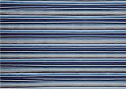 Granchio Italia Duża mata kuchenna Granchio 36 x 48 cm niebieska uniwersalny