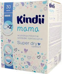 HarperCollins HARPER*KINDI MAMA Wkładki laktacyjne super dry.30