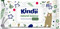 HarperCollins HARPER*KINDI chust.Natural Balance 60szt(10)