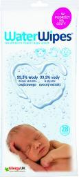 WaterWipes WaterWipes, Chusteczki nasączane czystą wodą, 28szt. PL