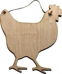 Wasserman Zawieszka kura duża 30cm sklejka