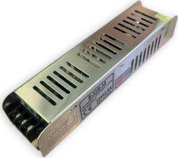 Taśma LED MWPower MPower Zasilacz modułowy slim 12,5A/150W 12V LED CCTV RTV