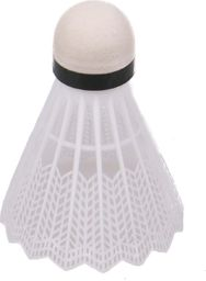VIVO Lotki do badmintona Vivo plastikowe białe 3szt C-400  Uniwersalny