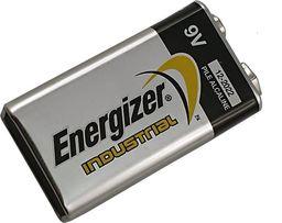 Energizer Bateria Industrial 9V Block 1szt.