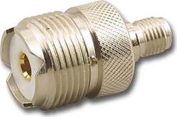 CB Radio SONAR Redukcja gniazdo SMA na gniazdo UHF Przejściówka