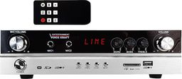 Voice Kraft Wzmacniacz audio Voice Kraft Bluetooth USB SD FM