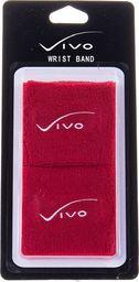 VIVO Opaska na rękę Vivo W-102 czerwona Uniwersalny