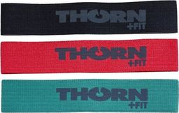 Thorn+Fit Guma do ćwiczeń Mini bands Textil 3 szt.