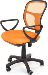 U-fell Fotel biurowy - model 8906 - pomarańczowy