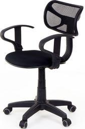 U-fell Fotel biurowy - model 8904 - czarny