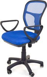 U-fell Fotel biurowy - model 8906 - niebieski