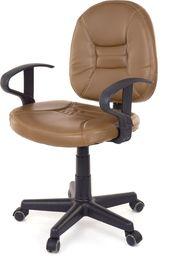 U-fell Fotel biurowy 3031 - brązowy (4009)