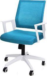 U-fell Fotel biurowy - F360 - niebieski