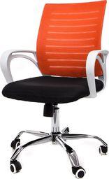 U-fell Fotel biurowy - F420 - pomarańczowy
