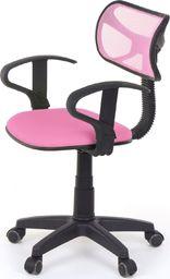 U-fell Fotel biurowy - model 8904 - różowy