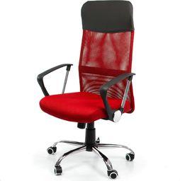 Nordhold Fotel biurowy Nordhold - 2501 - czerwony