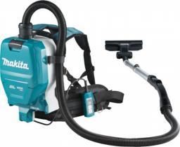 Makita odkurzacz akumulatorowy plecakowy 2x18V Li-Lon (M DVC261ZX11)