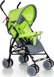 Wózek MOOLINO spacerówka Compact G zielono-szary