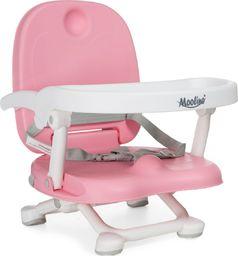 MOOLINO Krzesełko do karmienia Różowe (ACE 1013-3)