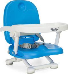 MOOLINO Krzesełko do karmienia Niebieskie (ACE 1013-2)