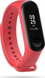 Tech-Protect TECH-PROTECT SMOOTH XIAOMI MI BAND 3/4 RED