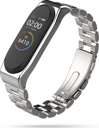 Tech-Protect TECH-PROTECT STAINLESS XIAOMI MI BAND 3/4 SILVER