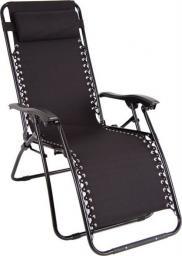 Relax Patio Fotel Relax grawitacyjny - czarny