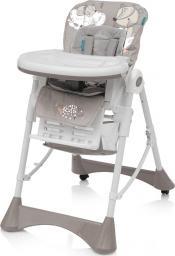 Baby Design Krzesełko do karmienia Pepe 2018 09 Beige Borsuk