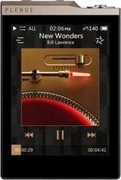 Odtwarzacz MP4 Cowon COWON PLENUE D2 - Gold Black